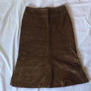 NWOT Corduroy vintage-look Skirt